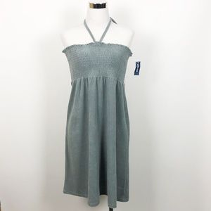 Old navy Girls sz XXL 16 Terry Cover-up Dress